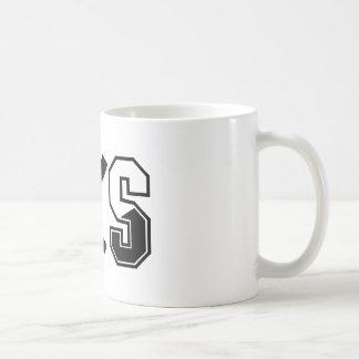 SKS Assault Rifle Logo Black Classic White Coffee Mug