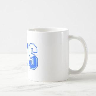 SKS Assault Rifle Logo Blue.png Classic White Coffee Mug
