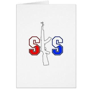 SKS Assault Rifle Logo RWB Stroked.png Card