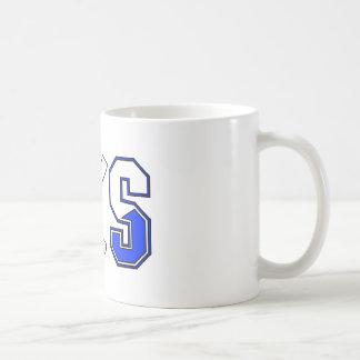 SKS Assault Rifle Logo RWB Stroked.png Classic White Coffee Mug