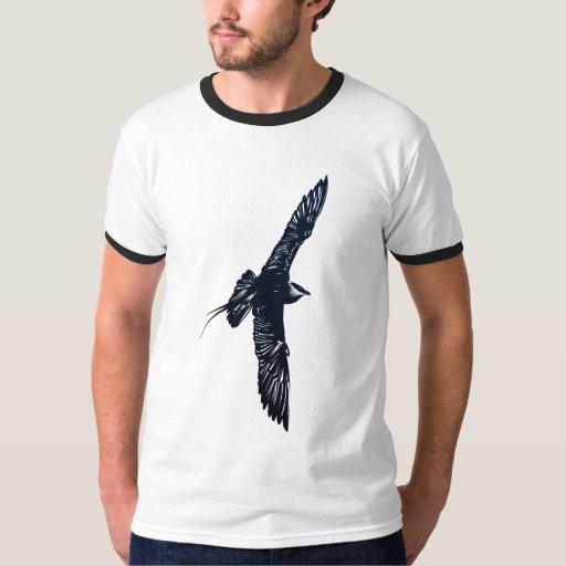 Skua In Flight dark Shirt
