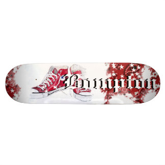 Skuilly's Skateboard Deck