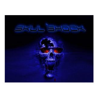 Skul`Shock Post Card