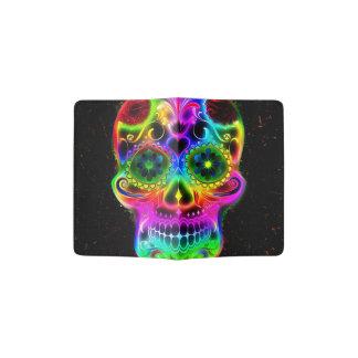 Skull20160604 Passport Holder