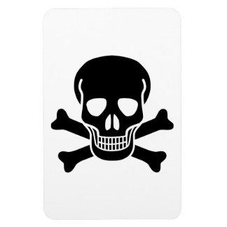 skull 01 magnet