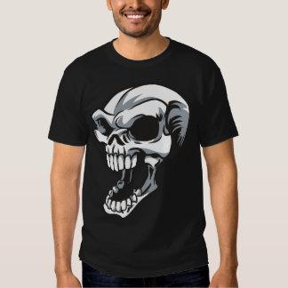 Skull-01 Playera