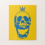Skull 02 (blue)