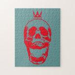 Skull 02 (red)