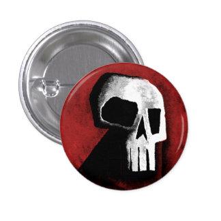 Skull 15-Red Pins