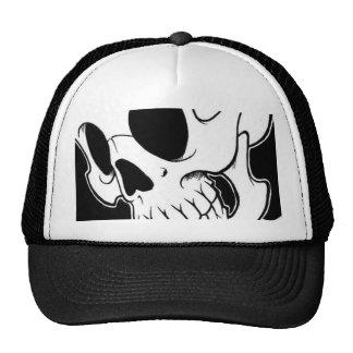 skull 1 CAP Trucker Hat