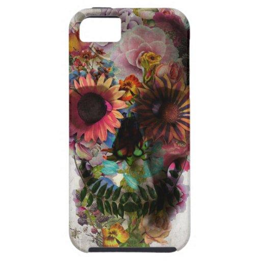 Skull 1 iPhone 5 cases