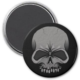 Skull 1 magnet