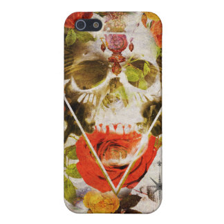 Skull 2 cover for iPhone SE/5/5s