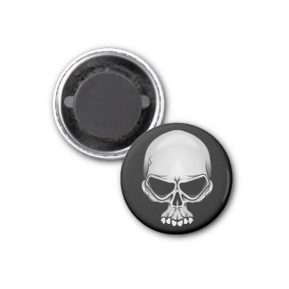 Skull 2 magnet
