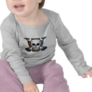 Skull 2 t shirt