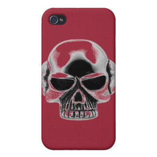 SKULL 3.0 COVER FOR iPhone 4