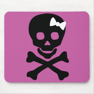 skull 3 mouse pad