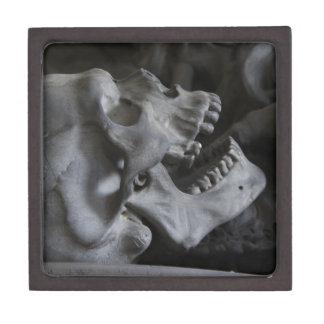 skull-476 cajas de regalo de calidad