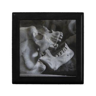 skull-476 joyero cuadrado pequeño