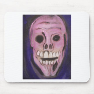 Skull#4 Mouse Pad