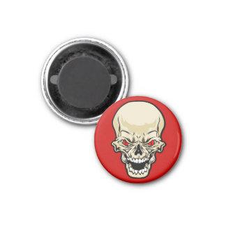 Skull 5 magnet