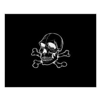 Skull 816 (Halloween) Poster