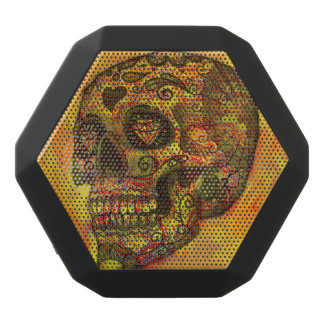 Skull,abstract Black Boombot Rex Bluetooth Speaker