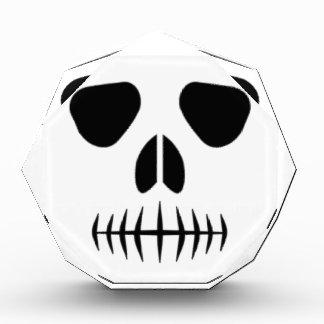 Skull Acrylic Award