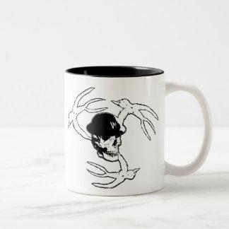 Skull and Birds Mosh Mug