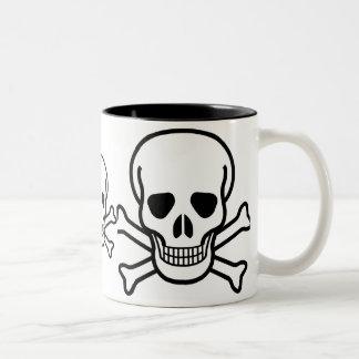Skull and Bone Mug