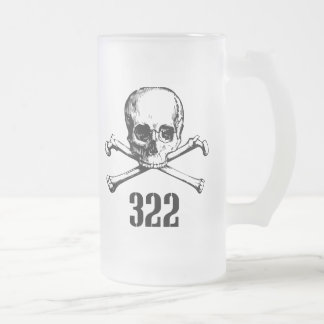 Skull and Bones 322 Coffee Mugs