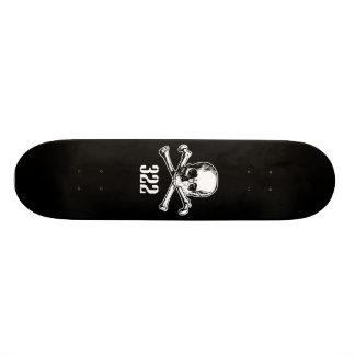 Skull and Bones 322 Skate Decks