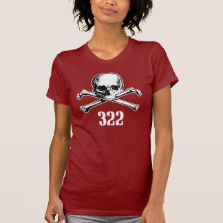 Skull and Bones 322 Tees