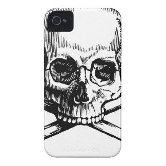 Skull and Bones Case-Mate iPhone 4 Case