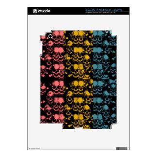 Skull and Bones Pop iPad 3 Skins