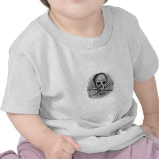 Skull and Bones Secret Society Illuminati T-shirt