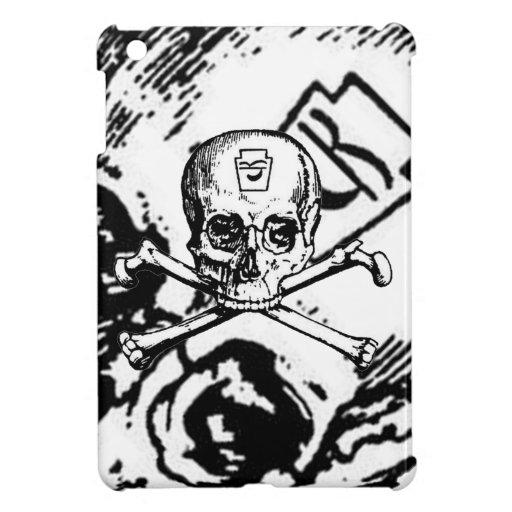 Skull and Bones - Secret Society Cover For The iPad Mini