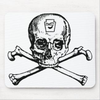 Skull and Bones - Secret Society Mouse Pad