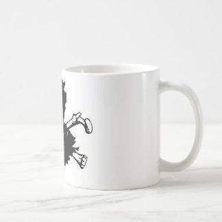 Skull and Cape Breton Coffee Mug