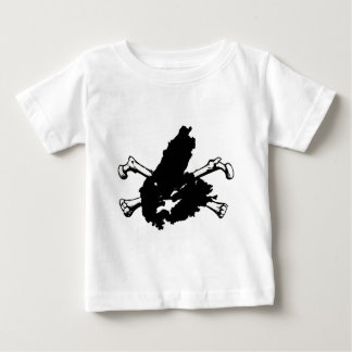 Skull and Cape Breton Infant T-shirt