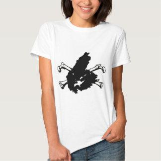 Skull and Cape Breton T-shirt