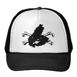 Skull and Cape Breton Trucker Hat