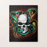 Skull and Cobras Puzzle