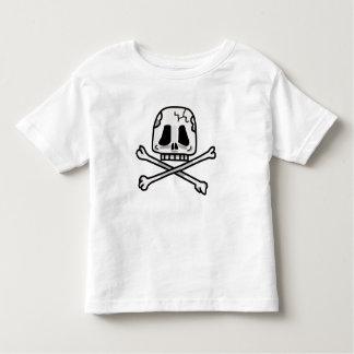 Skull and Cross Bone shirt for Toddlers!