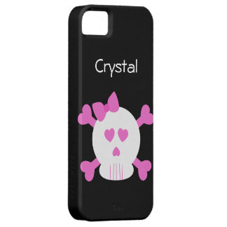 Skull and Cross Bones 1 iPhone SE/5/5s Case