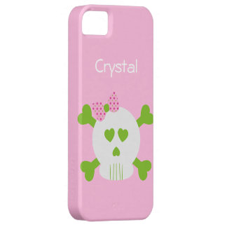 Skull and Cross Bones 4 iPhone SE/5/5s Case
