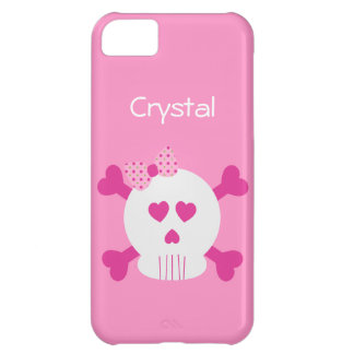 Skull and Cross Bones 5 iPhone 5C Cover
