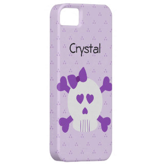 Skull and Cross Bones 8 iPhone SE/5/5s Case
