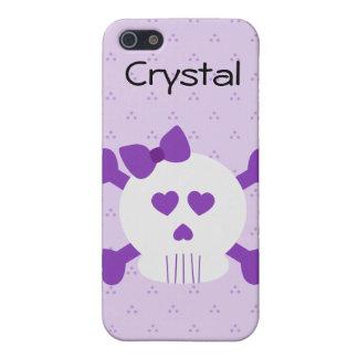 Skull and Cross Bones 8 iPhone SE/5/5s Cover