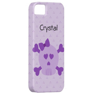 Skull and Cross Bones 9 iPhone SE/5/5s Case